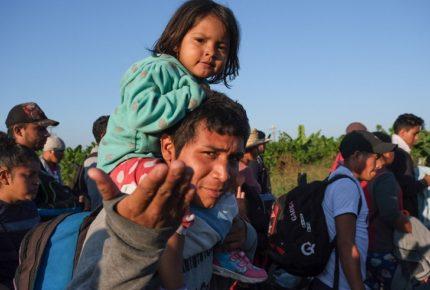 México, sin registros de expulsión de niños migrantes por EU