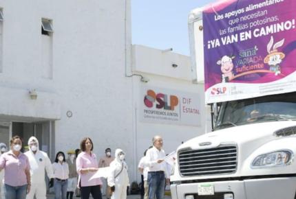 Recursos para contingencia sanitaria en SLP se ejercerán con transparencia: JMC