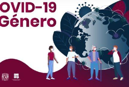 Presenta UNAM portal sobre Covid-19 y violencia de género