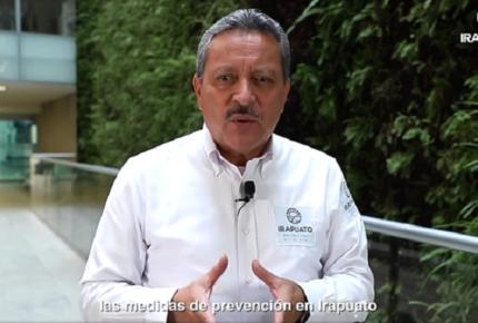 Se usará fuerza pública para hacer cumplir cuarentena en Irapuato