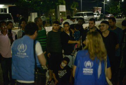 Motín en estación migratoria deja un muerto y 20 heridos en Tabasco