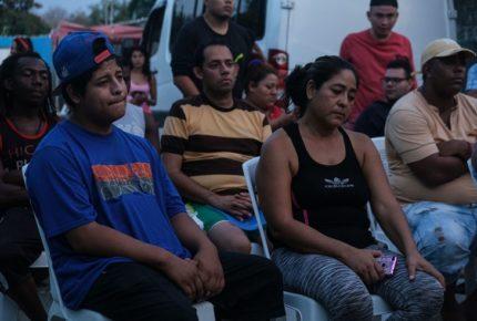Rescatan a 156 migrantes centroamericanos en Chiapas