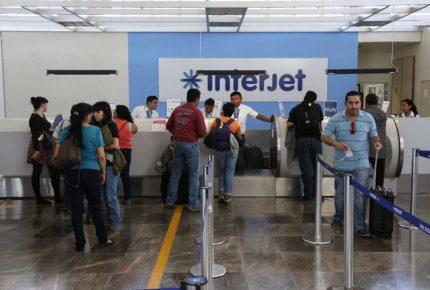 Interjet reanudará vuelos en 14 rutas nacionales desde el martes