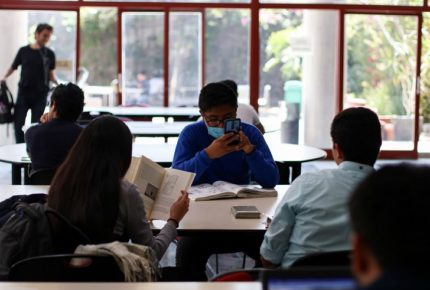 Universidades mexicanas le hacen frente a la pandemia