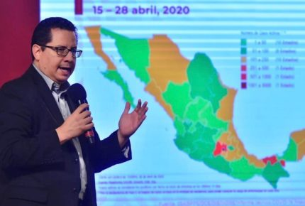 Han fallecido mil 569 personas por Covid-19 en México