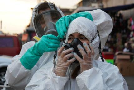 Persona con VIH, segunda víctima de Covid-19 en Puebla