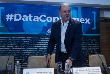 Propone Coparmex 10 ejes para mejorar contrataciones públicas