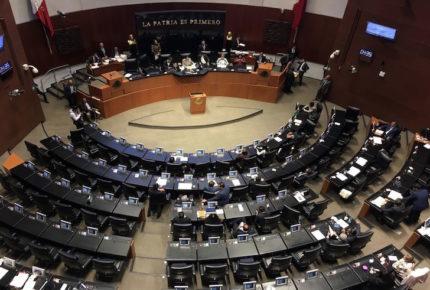 Senadores del PAN condiciona asistencia a sesión