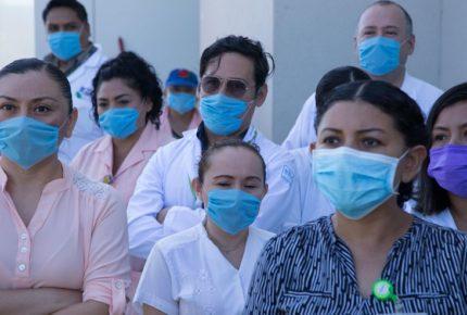 Frente a Covid-19, gobierno relanza convocatoria para contratar médicos