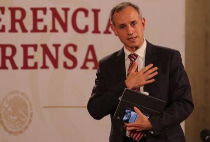 Legisladores de Morena dan respaldo a López-Gatell