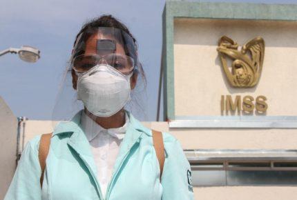 Pagarán doble a personal médico del IMSS que atienda Covid-19