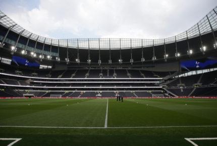 Tottenham alojará pacientes de Covid-19 en su estadio