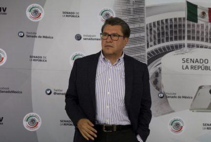 Monreal propone fusionar IFT, CRE y Cofece