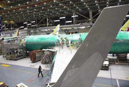 Boeing pierde 641 mdd en primeros tres meses del 2020