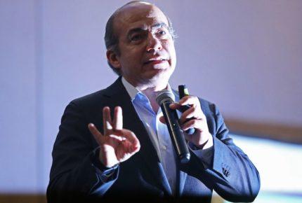 Ante Covid-19 y recesión, Calderón sugiere a AMLO recurrir a deuda