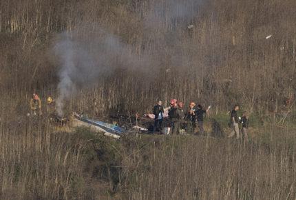 Demandan a empresa de helicóptero de accidente de Kobe Bryant