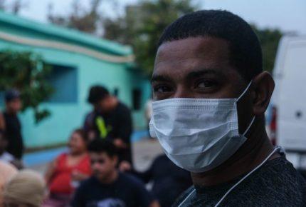 Detienen a 52 migrantes haitianos en autobús de Veracruz