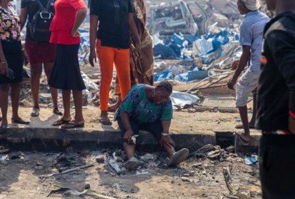 Estampida por reparto de apoyos en Nigeria deja 5 muertos