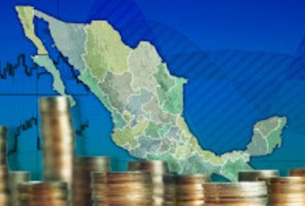 Analistas de Banxico prevén hundimiento de 8.1% en PIB