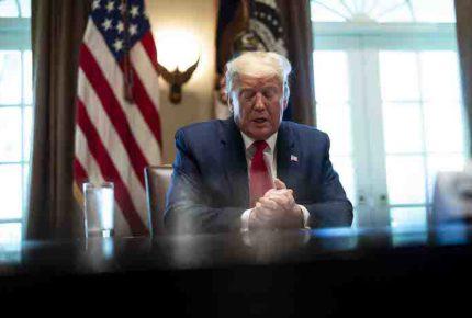 Trump amenaza con aranceles a China por el Covid-19