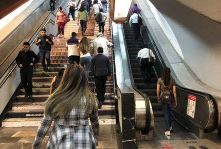 Locales del metro suspenden actividades por Covid-19