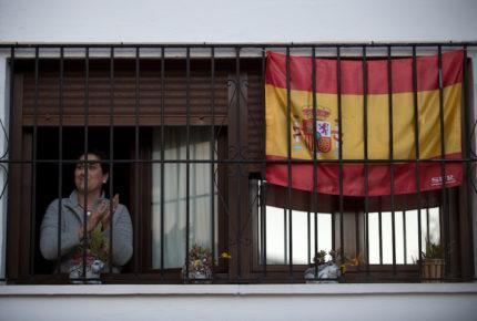 España extiende confinamiento hasta el 25 de abril