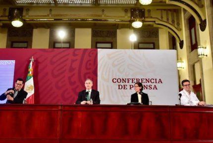 Desabasto no tiene razón: López-Gatell