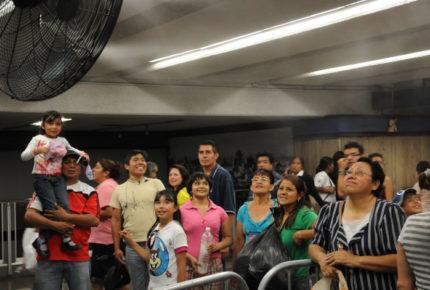 Metro inhabilita hidroventiladores para evitar contagio de Covid-19