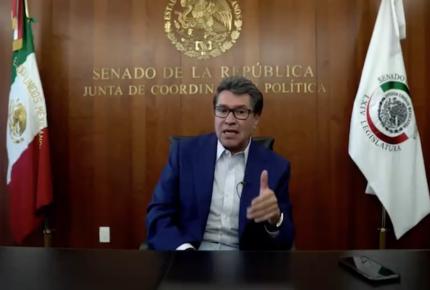 Beneficios para Emilio Lozoya podrían extenderse a su familia: Monreal