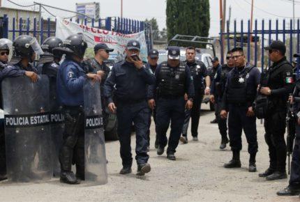 Policías inician registro de detenciones del fuero común