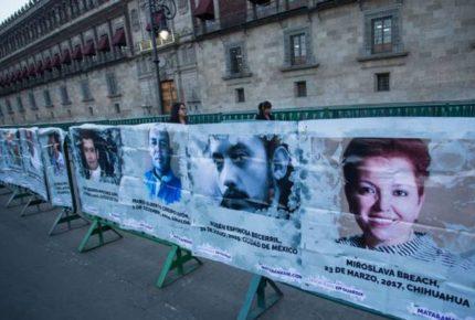 México, el más mortífero para la prensa en Latinoamérica: RSF