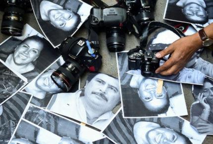 ONU-DH condena crímenes contra periodistas en México