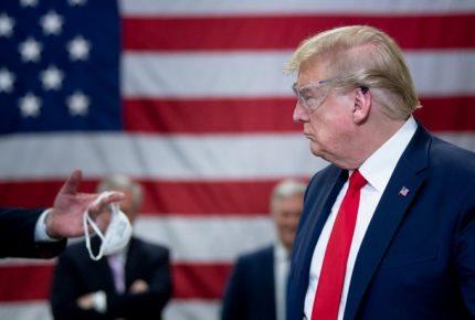 Trump alienta el desconfinamiento pese a repunte de muertes