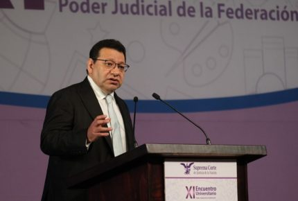 La sentencia sobre Morena está dada y el INE debe acatarla: TEPJF