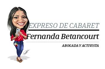 """""""Te atacan porque algo estás haciendo bien"""": Fernanda Betancourt"""