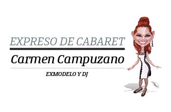 """""""Si quieres decirme cabrona, lo prefiero"""": Carmen Campuzano"""
