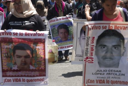 Investigación sobre Ayotzinapa muestra nueva narrativa: Encinas