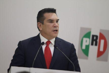 Estamos del lado de la ley y a favor de la lucha contra la corrupción: PRI