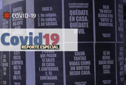 #ReporteEspecial | Covid-19, día 75