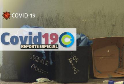 #ReporteEspecial | Covid-19, día 87