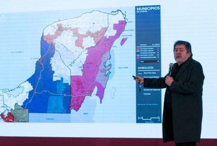 Fonatur evalúa propuestas del Tramo 5 del Tren Maya