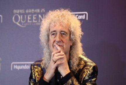 Brian May de Queen, cerca de morir por ataque al corazón