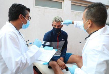 Chivas somete a sus jugadores a pruebas de Covid-19