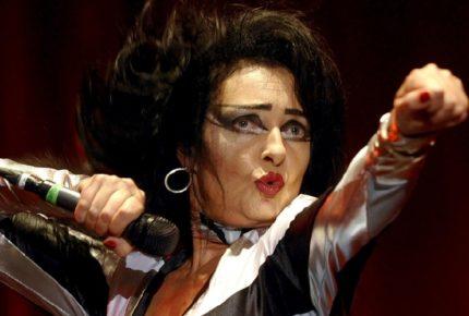 No he muerto todavía:  Siouxsie de 1957 a 2020