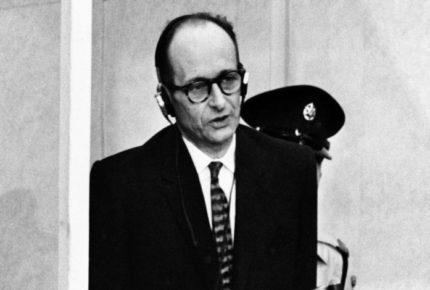 Israel revela imágenes inéditas de la captura del nazi Adolf Eichmann