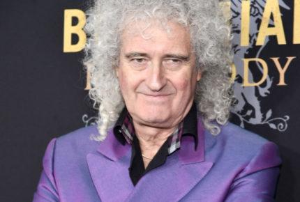 Brian May de Queen fue hospitalizado tras accidente en casa