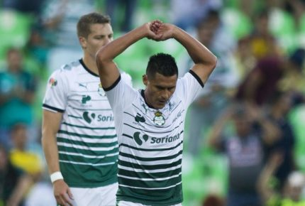 Dan positivo a Covid-19 ocho jugadores de Santos Laguna