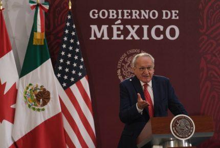 Consulados de México en Canadá y EU reanudan actividades