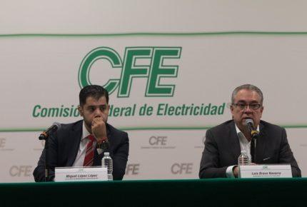 """Niegan que CFE busque """"monopolio absoluto"""" de energías"""