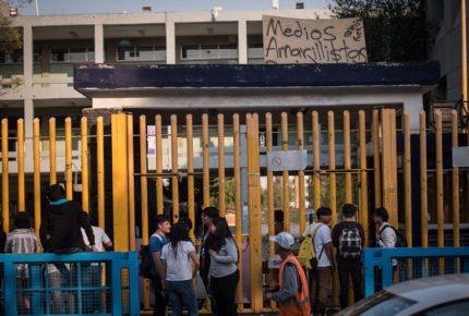 UNAM retoma posesión de instalaciones de Prepa 8
